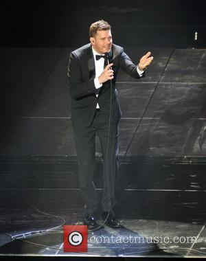 Michael Buble - Michael Buble kicks off his tour with a five night sold out performance at the O2 Arena...