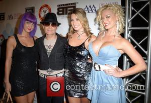 Corey Feldman - ESPY All-Star Celebrity Kickoff Party at the Playboy Mansion - Arrivals - Los Angeles, California, United States...