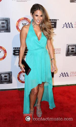 Bonnie-Jill Laflin - ESPY All-Star Celebrity Kickoff Party at the Playboy Mansion - Arrivals - Los Angeles, California, United States...