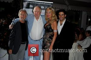 Neil Portnow, Sir Tim Rice, Valeria Marini and Eli Roth