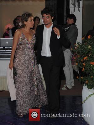 Valeria Golino and Riccardo Scamarcio