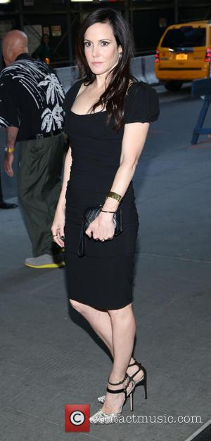 Mary-Louise Parker - New York premiere of 'RED 2' held at the Museum of Modern Art - Arrivals - New...