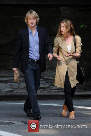Owen Wilson and Kathryn Hahn