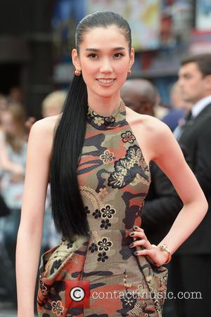 Tao Okamoto - 'The Wolverine' U.K. film premiere held at the Empire Leicester Aquare - Arrivals - London, United Kingdom...