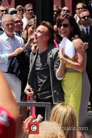 Frankie Muniz and Jane Kaczmarek