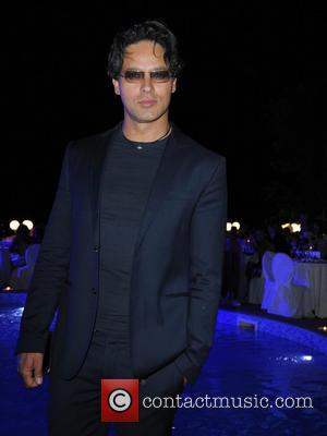 Gabriel Garko - Ischia Global Fest 2013 at Gala Dinner at the Dolphin Hotel - Ischia Italy, Italy - Tuesday...