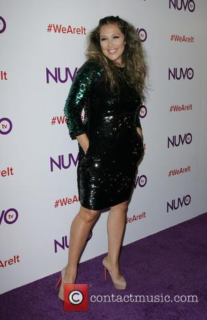 Joy Enriquez - NUVOtv Network Launch Party held at The London Rooftop in West Hollywood. - Los Angeles, CA, United...