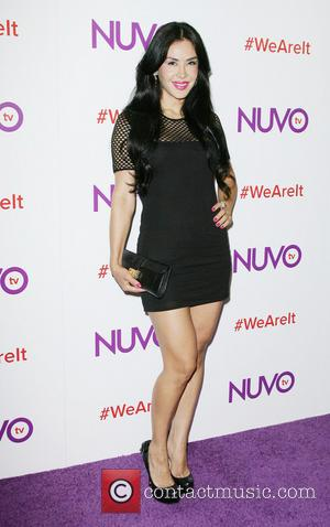 Carla Ortiz - NUVOtv Network Launch Party held at The London Rooftop in West Hollywood - Los Angeles, California, United...