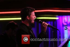 Stark Sands - Frank Wildhorn and Friends Concert held at Birdland Jazz Club. - New York, NY, United States -...