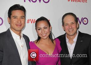 Anjelah Johnson, Mario Lopez and Michael Schwimmer