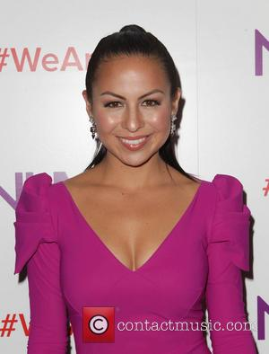 Anjelah Johnson - NUVOtv Network Launch Party held at The London Rooftop in West Hollywood - West Hollywood, California, United...