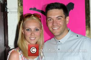 Camilla Dallerup and Kevin Sacre - Press night for 'Dirty Dancing - The Classic Story On Stage' at the Piccadilly...