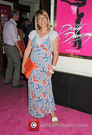 Fay Ripley - Press night for 'Dirty Dancing - The Classic Story On Stage' at the Piccadilly Theatre - London,...