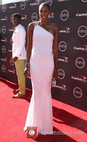 Lisa Leslie - The 2013 ESPY Awards at Nokia Theatre L.A. Live - Los Angeles, California, United States - Wednesday...
