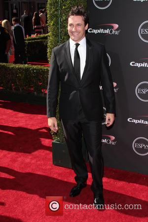 Jon Hamm - The 2013 ESPY Awards at Nokia Theatre L.A. Live - Los Angeles, California, United States - Wednesday...