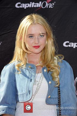 Kathryn Newton - The 2013 ESPY Awards at Nokia Theatre L.A. Live - Los Angeles, CA, United States - Wednesday...