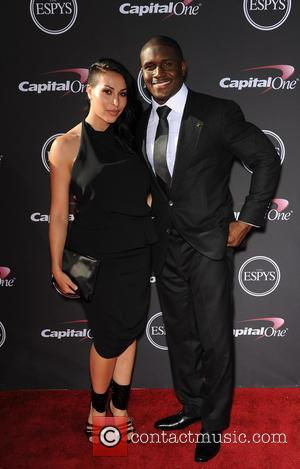 Reggie Bush Lilit Avagyan - The 2013 ESPY Awards at Nokia Theatre L.A. Live - Los Angeles, CA, United States -...