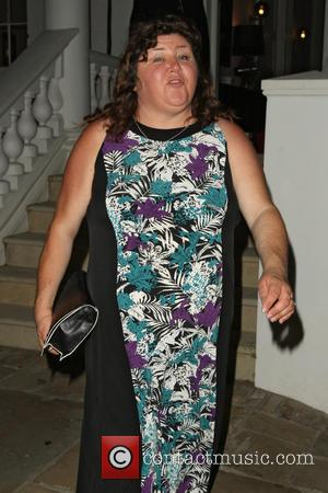 Cheryl Fergison - Celebrities leaving the ITV Summer Party held at a private house in Notting Hill - London, United...