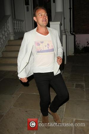 Jason Donovan - Celebrities leaving the ITV Summer Party held at a private house in Notting Hill - London, United...