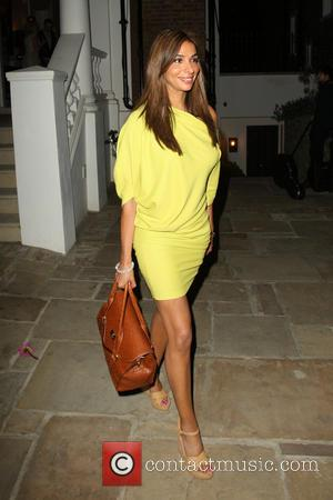 Shobna Gulati - Celebrities leaving the ITV Summer Party held at a private house in Notting Hill - London, United...