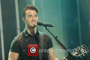 kevin Jonas - Jonas Brothers interview and performance at LIVE AT MUCH television show. - Toronto, Canada - Wednesday 17th...