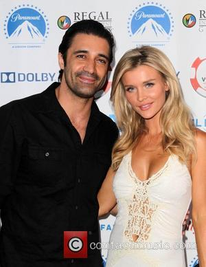 Gilles Marini and Joanna Krupa - Variety Hosts The Children's Charity Of Southern California Texas Hold 'Em Poker Tournament -...