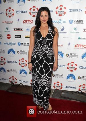 Katrina Law - Variety Hosts The Children's Charity Of Southern California Texas Hold 'Em Poker Tournament - Los Angeles, California,...
