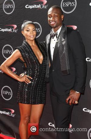 Dwyane Wade and Gabrielle Union - The 2013 ESPY Awards at Nokia Theatre L.A. Live - Los Angeles, California, United...