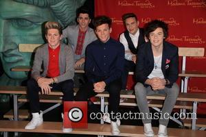Niall Horan, Louis Tomlinson, Harry Styles, Zayn Malik and Liam Payne