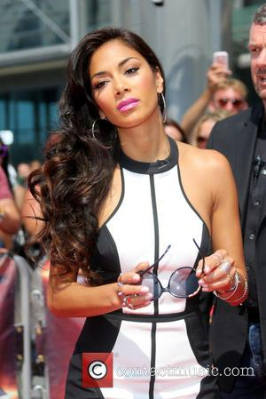 Nicole Scherzinger - The X Factor London auditions held at Wembley arena - Arrivals - London, United Kingdom - Thursday...