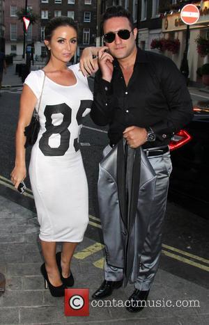 Antony Costa and Rosanna Jasmin - Attitude Magazine's World's Sexiest Men 2013 Summer Party - London, United Kingdom - Thursday...