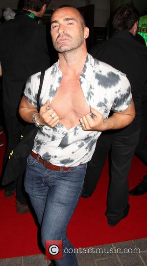 Louie Spence - Attitude Magazine's World's Sexiest Men 2013 Summer Party - London, United Kingdom - Thursday 18th July 2013