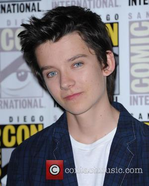 ASA BUTTERFIELD - Comic-Con International 2013 at San Diego Convention Cente - San Diego, California, United States - Thursday 18th...