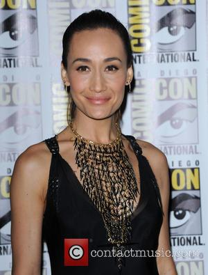 MAGGIE Q - Comic-Con International 2013 at San Diego Convention Cente - San Diego, California, United States - Thursday 18th...