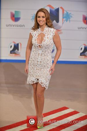 Lucero - Premios Juventud 2013 - Arrivals - Coral Gables, FL, United States - Thursday 18th July 2013