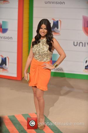 Maite Perroni - Premios Juventud 2013 - Arrivals - Coral Gables, FL, United States - Thursday 18th July 2013