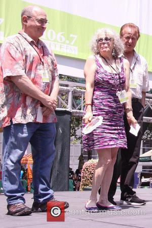 Todd Sussman, Marilyn Sokol and Steve Vinovich