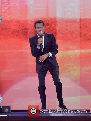Marc Anthony - Premios Juventud 2013 - Show - Coral Gables, FL, United States - Thursday 18th July 2013
