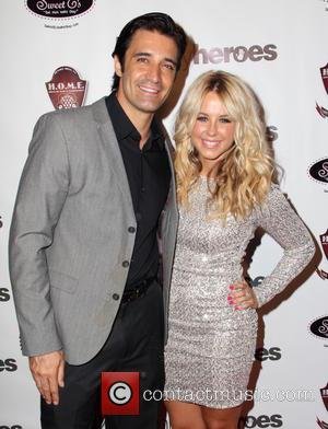 Gilles Marini and Chelsie Hightower - Chelsie Hightower and Peta Murgatroyd's joint charity birthday party benefiting Unlikely Heroes - Los...