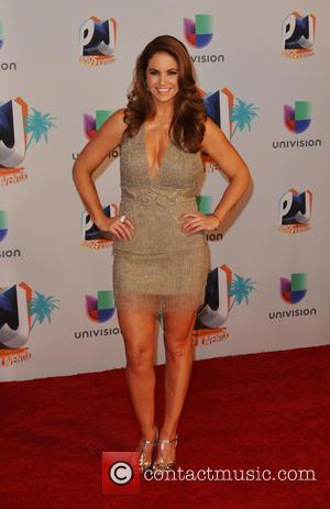 Lucero - Premios Juventud 2013 - Press Room - Coral Gables, FL, United States - Thursday 18th July 2013