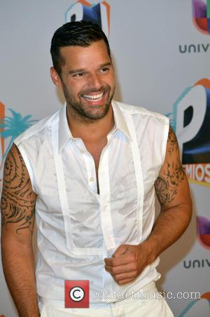 Ricky Martin's Twins Are Trilingual