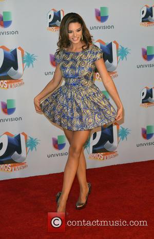 Zuleyka Rivera - Premios Juventud 2013 - Press Room - Coral Gables, FL, United States - Thursday 18th July 2013