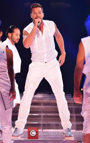 Ricky Martin - Premios Juventud 2013 - Show - Coral Gables, Florida, United States - Thursday 18th July 2013