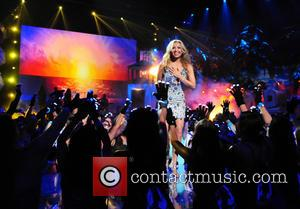 Thalia - Performances during the 2013 Premios Juventud - Coral Gables, FL, United States - Thursday 18th July 2013