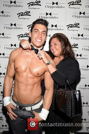 Abby Lee Miller and Chippendales - Abby Lee Miller of 'Dance Moms' at the Chippendales Show at The Chippendales Theater...