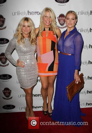 Chelsie Hightower, Erica Greve and Peta Murgatroyd - Chelsie Hightower and Peta Murgatroyd's joint charity birthday party benefiting Unlikely Heroes...