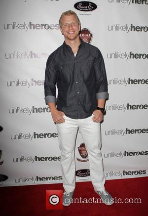 Sean Lowe - Chelsie Hightower and Peta Murgatroyd's joint charity birthday party benefiting Unlikely Heroes - Beverly Hills, California, United...