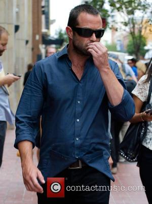 Sullivan Stapleton - Comic-Con 2013 held at San Diego Convention Center - Celebrity Sightings - Day 2 - San Diego,...