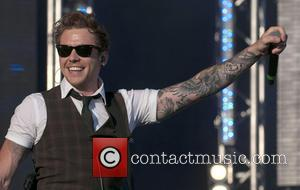 Danny Jones and McFly - Go Local at the Queen Elizabeth Olympic Park - London, United Kingdom - Friday 19th...