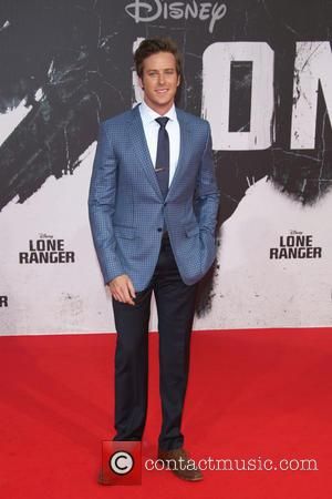 Armie Hammer - Lone Ranger premiere at Cinestar movie theater at Potsdamer Platz square. - Berlin, Germany - Friday 19th...